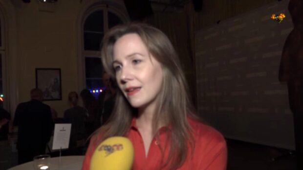 """Linnea Axelsson nominerad till Augustpriset: """"Jättekul"""""""