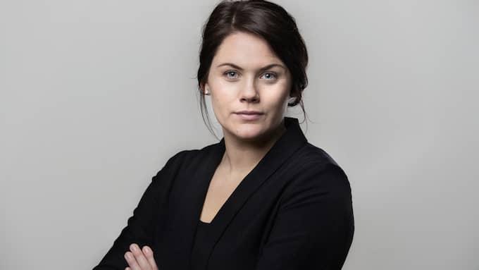 Julia Mjörnstedt Karlsten. Foto: ROBIN ARON