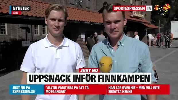 """TV: """"Daniel Ståhl är i en kris – han måste prestera idag"""""""