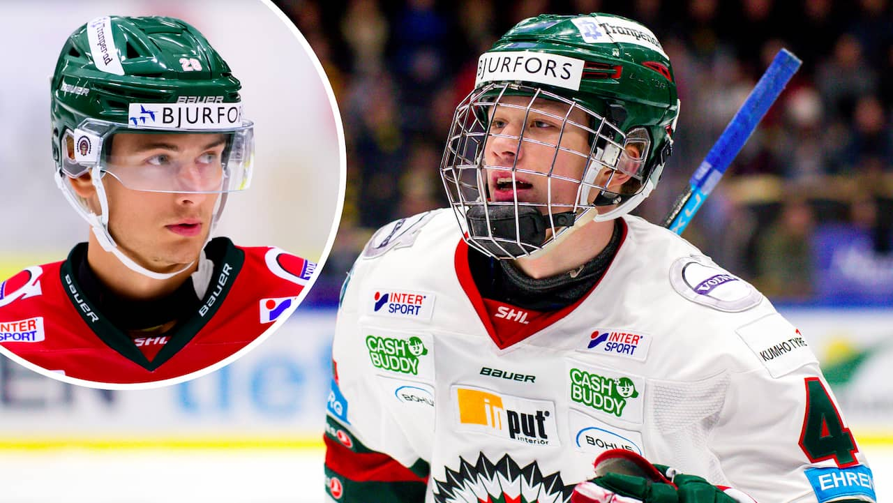 Superlöftet gör debut – går in i Frölundas lag