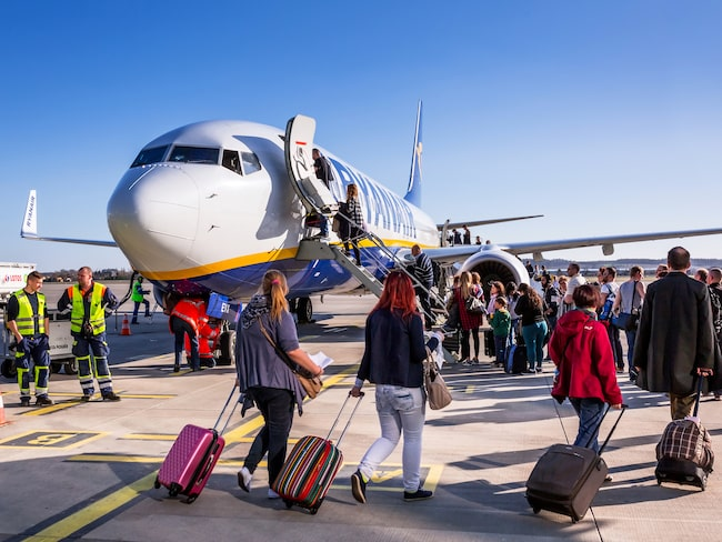 Resenärer ska kunna åka mellan städerna två dagar i veckan med lågprisbolaget.