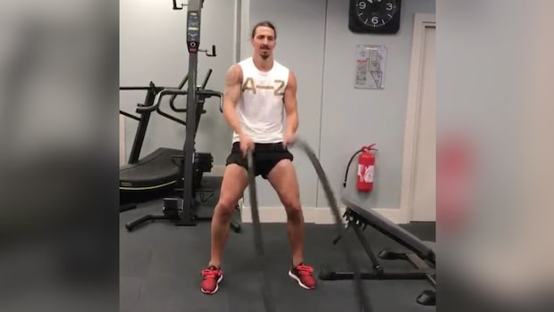 Träna upp ditt knä – som Zlatan