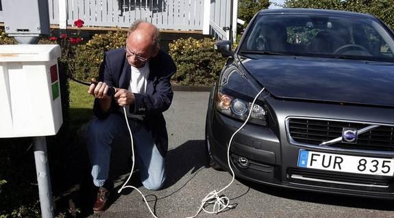 Den nya tekniken gor lastbilen branslesnalare