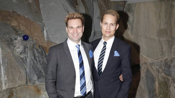 Anders Pilblad och Henrik Alsterdal. Foto: JOHAN JEPPSSON / JOHAN JEPPSSON EXPRESSEN