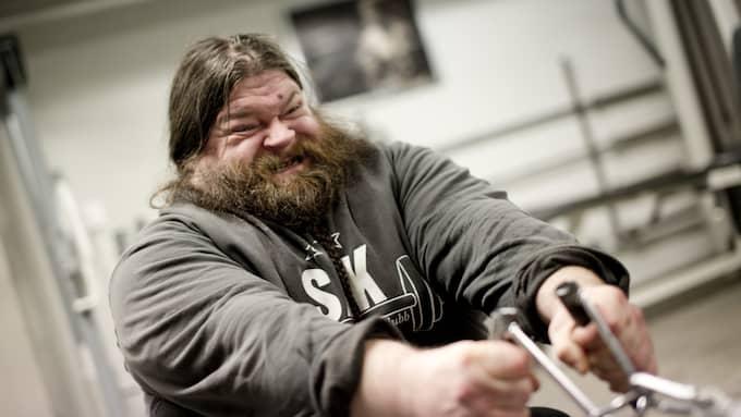 Läkarna stod maktlösa inför Johnny Wahlqvists hjärtproblem. Foto: ERIK AHMAN