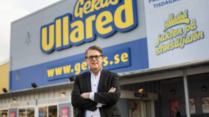 """Jan Wallberg känner att rekordet ger alla mer energi: """"Det som gör att vi studsar till jobbet"""". Foto: Anders Ylander"""