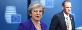 Inga nya lösningar  från May i Brexit-frågan