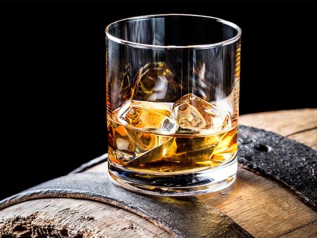 På försäljningslistan över den mest sålda spriten på Sysembolaget, hamnar whisky på höga placeringar.