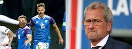 Ny förlust för Island – Hamréns lag åker ur