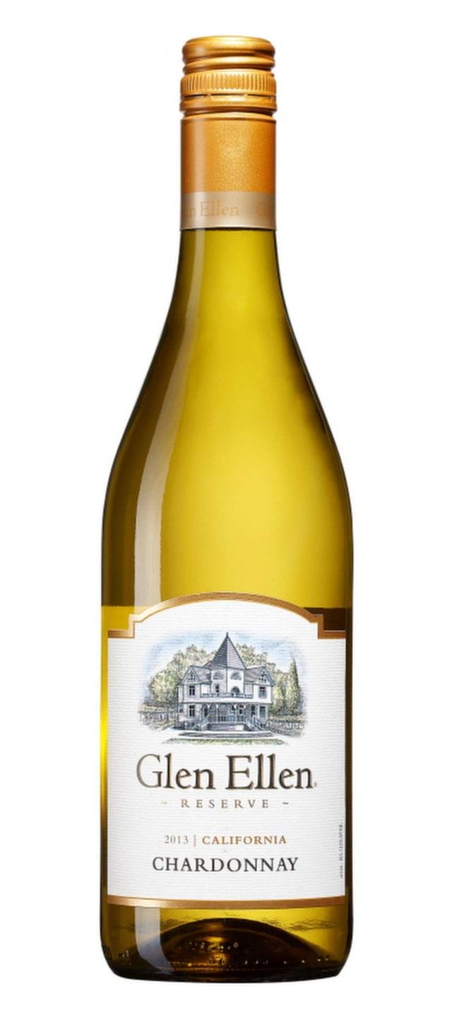 """Vitt vin<br><strong>Concannon Glen Ellen Chardonnay Reserve 2013</strong><br>(7046) USA, 61 kronor<br>Smakrikt och avrundat med toner av ananas, vanilj och citrus. Till en ljummen laxsallad med krämig citrondressing.<br><span class=""""wasp-icon""""></span><span class=""""wasp-icon""""></span><span class=""""wasp-icon""""></span><span class=""""wasp-icon""""></span><span class=""""wasp-icon""""></span>"""