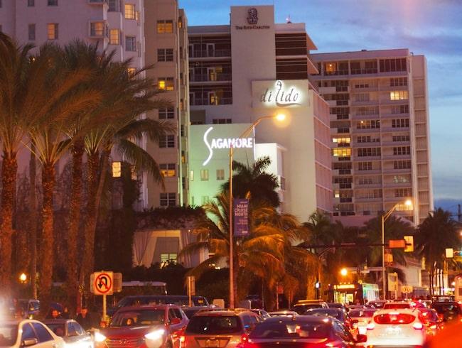 koppla in Miami