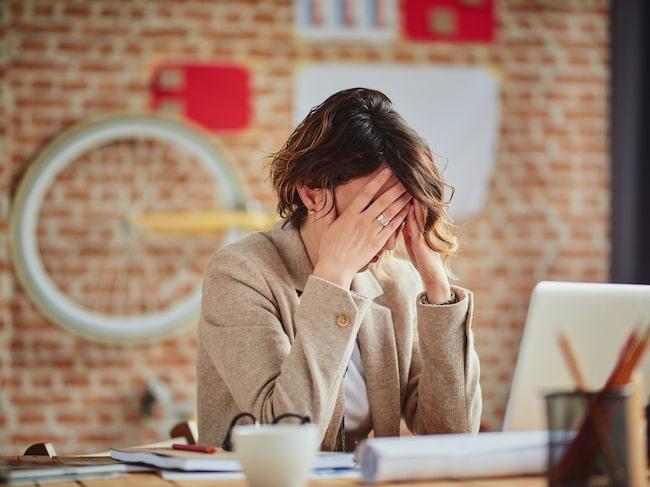 hur vet man om man är stressad