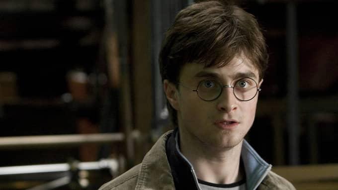Daniel Radcliffe som Harry Potter Foto: Warner Bros