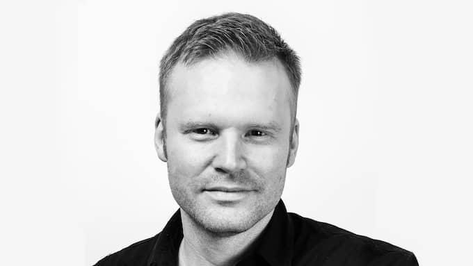 Fredrik Rosenhall, arkitekt. Foto: Pressbild