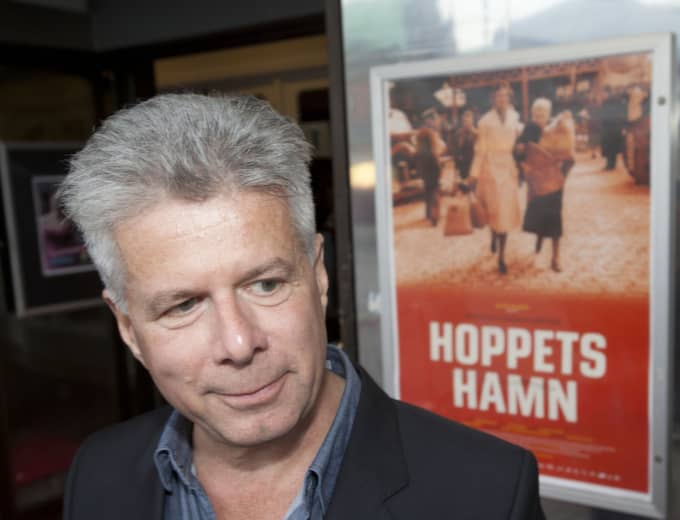 Magnus Gertten. Foto: Joachim Wall