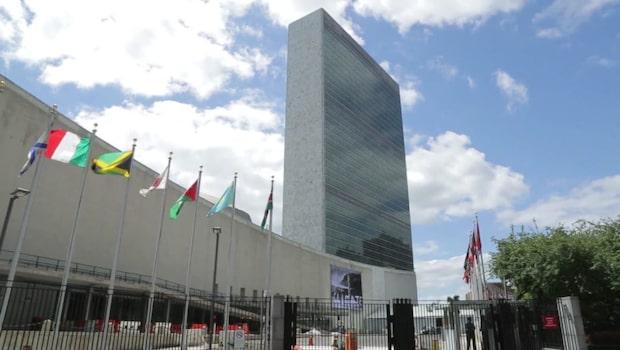 Zaida Catalán dödad på FN-uppdrag