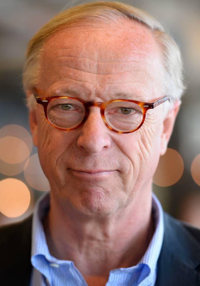 Gunnar Hökmark är Europaparlamentariker för Moderaterna. Foto: PER LARSSON/TT