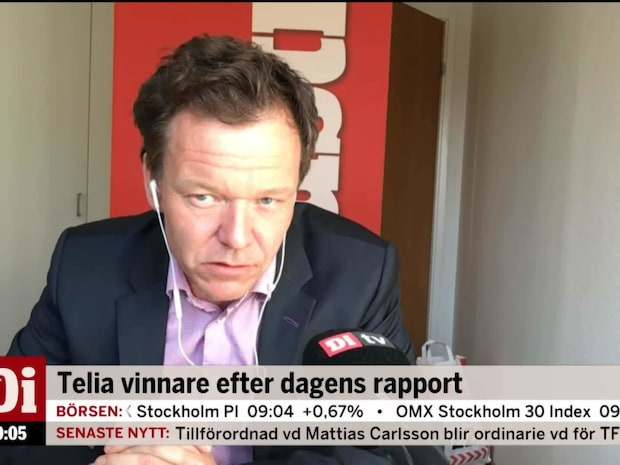 Folkaktiefest efter rapporter från Telia och Ericsson