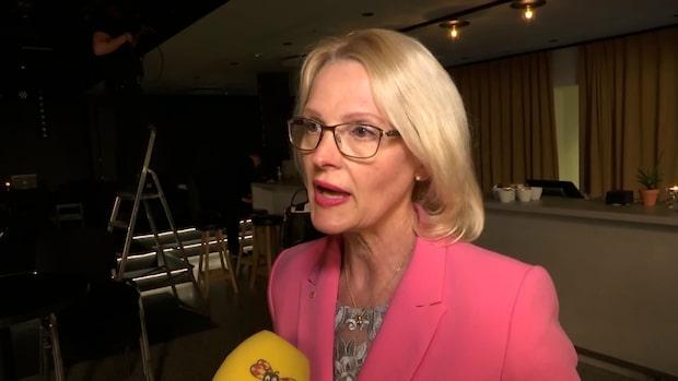 Heléne Fritzon (S) om flyktingpolitiken