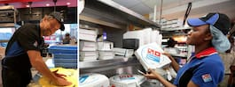 Domino's Pizza öppnar 100 nya butiker i Sverige