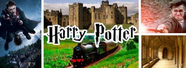 Följ med till England och Skottland på en tur i Harry Potters fotspår.