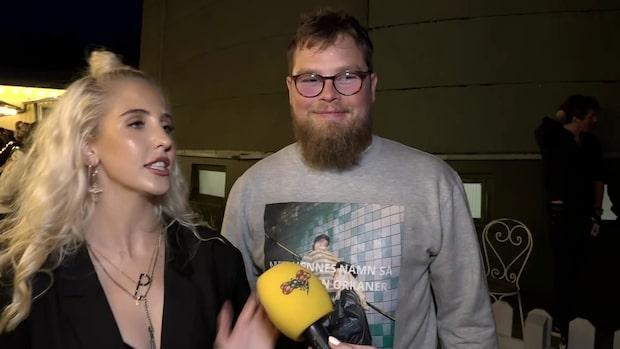 """Peg Parnevik: """"Det är någonting annat med svenska"""""""