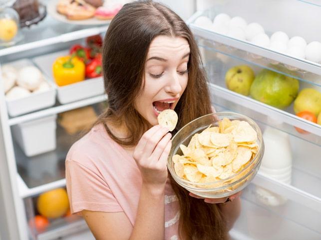Tro det eller ej, men det går faktiskt att frysa in chips!