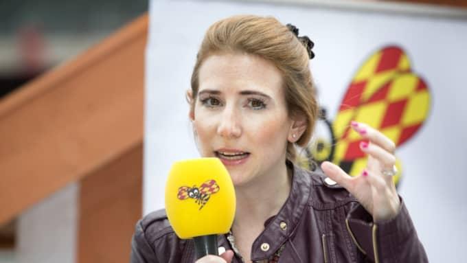 De förslag regeringen presenterade i dag är ganska lama, säger Caroline Szyber Foto: Ylwa Yngvesson