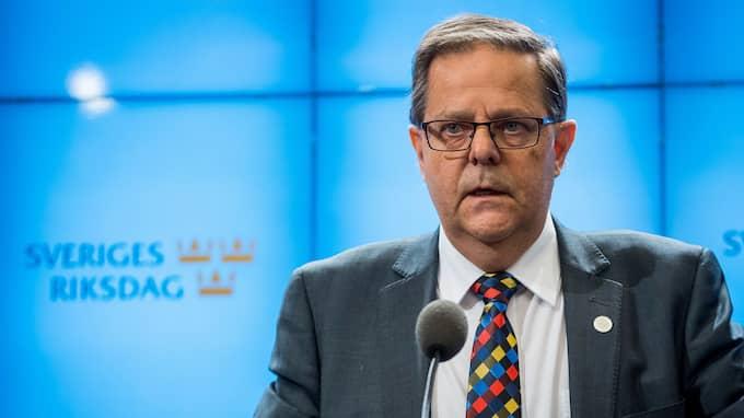 Olle Felten har också anslutit sig till Alternativ för Sverige. Foto: PELLE T NILSSON / STELLA PICTURES