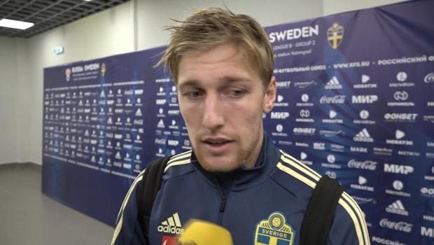 "Forsberg tillbaka i landslaget: ""Farliga"""