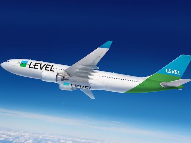 Det nya lågprisbolaget Level börjar flyga den 1 juni.
