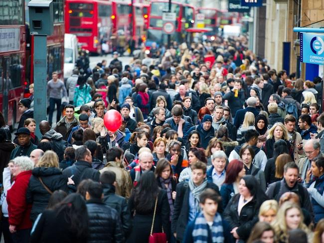 Londonborna tar inte längre hänsyn och är oartiga, anser en av stadens myndigheter.