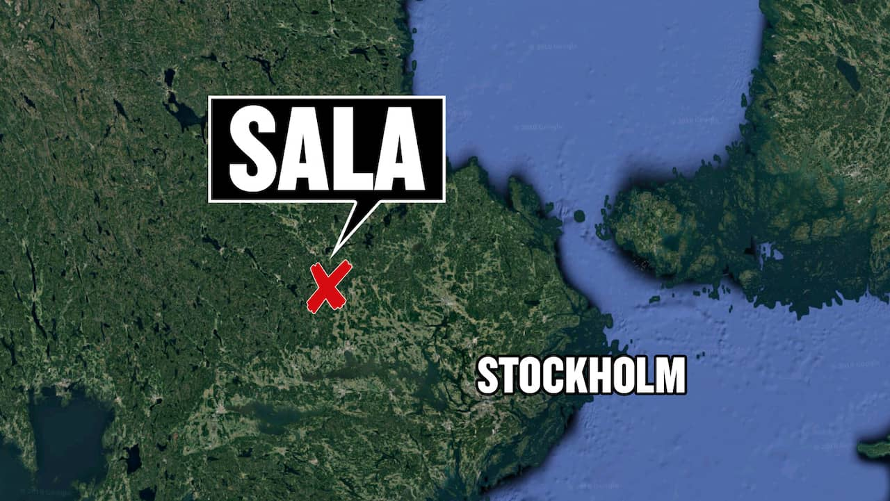 Tre döda i Sala – polisen utreder mord