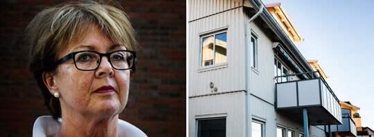 Noomi Holmberg, vård- och äldreomsorgschef på Stenungsunds kommun.