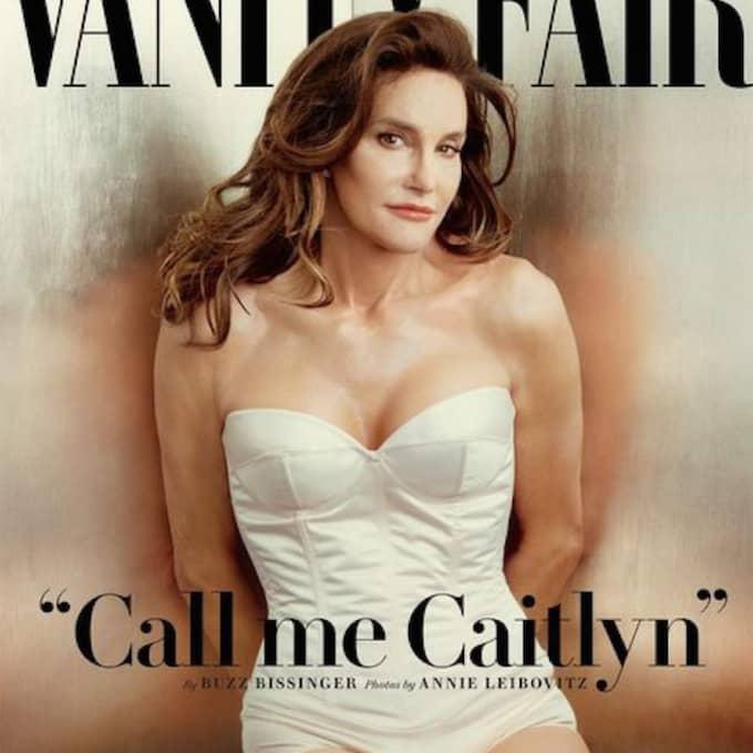 På omslaget av Vanity Fair.