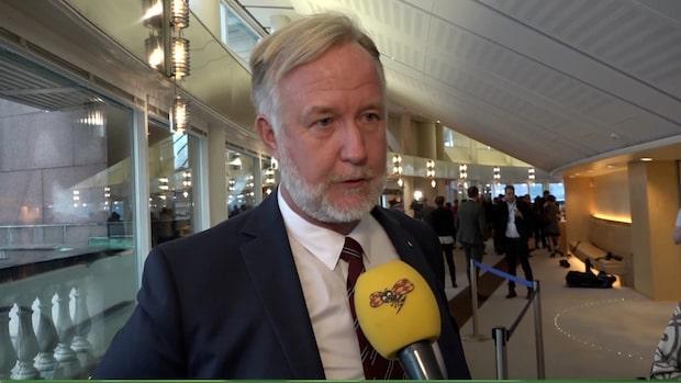 "Johan Pehrson (L): ""Vi måste diskutera kriminalitet"""