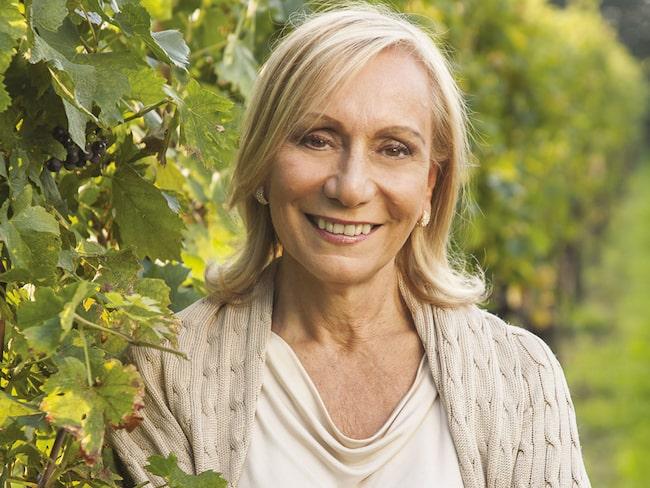 Bland annat Allegrinis röda box är populär i Sverige. Här kvinnan bakom succén: Marilisa Allegrini. I 35 år hon lett den internationella marknadsföringen och försäljningen av vin från familjeföretaget.