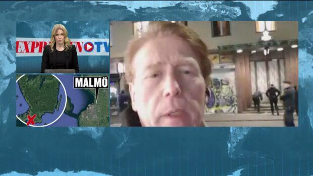 """Explosion i Malmö: """"Många som bor i området"""""""
