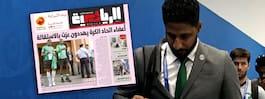 Kris i Saudiarabien – flera hotar att lämna