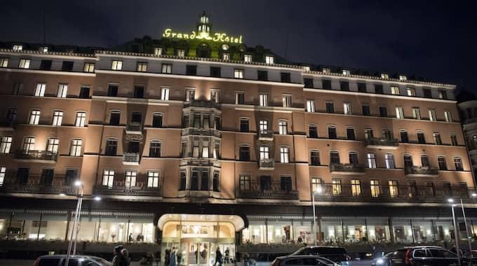 Grand Hotel Foto: Sven Lindwall