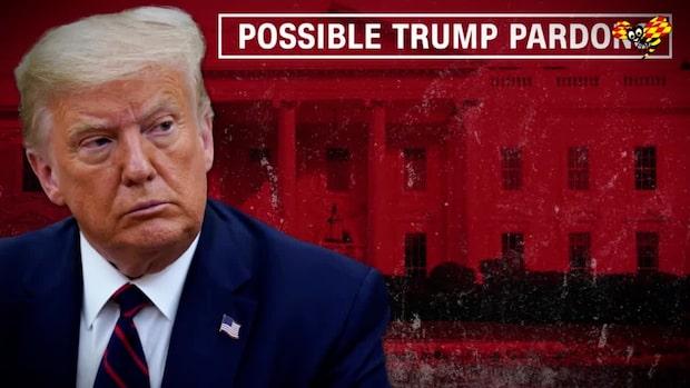 """Donald Trump diskuterar """"förebyggande benådningar"""" för familjen"""