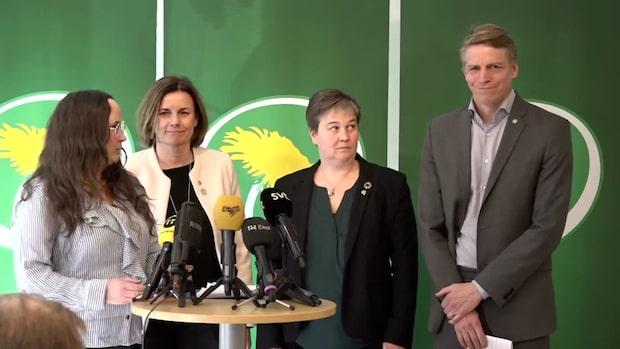 Per Bolund föreslås bli nytt språkrör för Miljöpartiet
