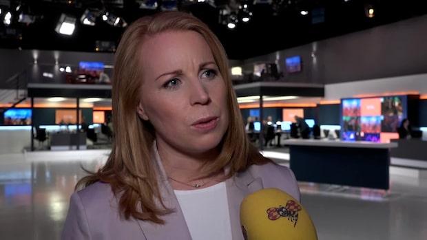 """Annie Lööf: """"Gör vårt bästa val någonsin"""""""