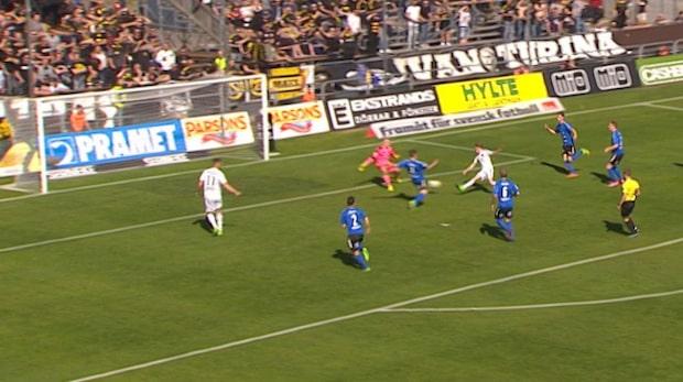 Highlights Halmstad-AIK