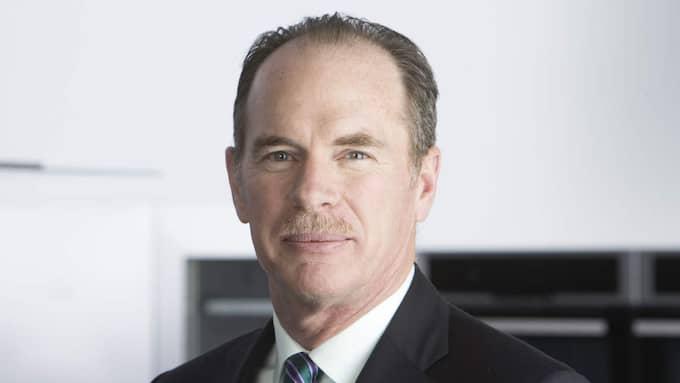 Electrolux vd Keith McLoughlin lämnar vitvarujätten efter fem år för att flytta tillbaka till USA. Foto: Electrolux pressbild