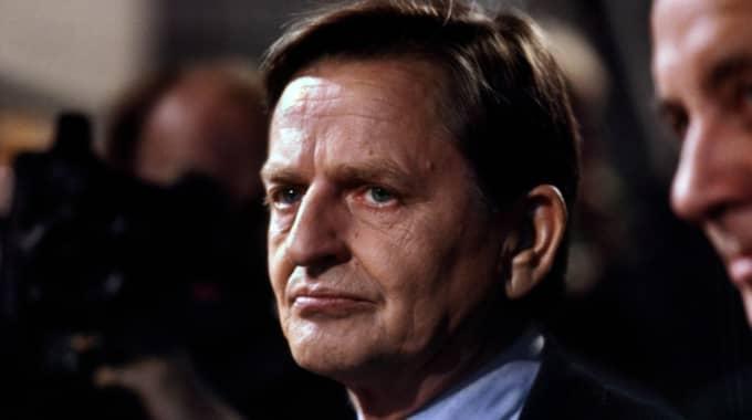 Tidigare i veckan trädde Säpo-utredarna fram och berättade om ett nytt spår kring mordet på Olof Palme. Foto: Svt Bild/Tv4
