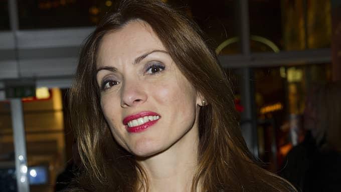 Alexandra Pascalidou. Foto: EERO HANNUKAINEN/ALL OVER PRESS