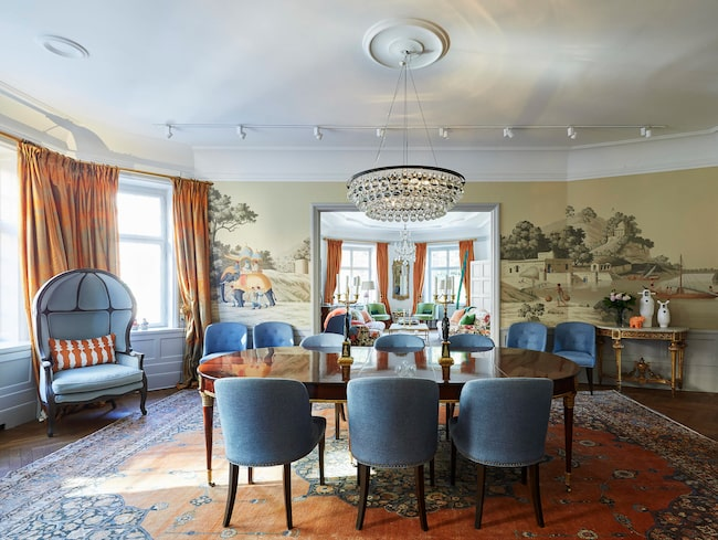 Sveriges dyraste lägenhet till salu just nu är också en av de mest besökta på Hemnet.