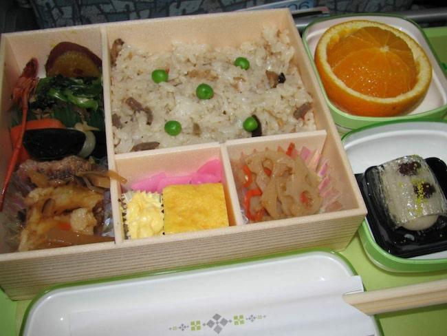 """EVA Air från Tokyo till Taipei.<a href=""""https://www.flickr.com/photos/danburgmurmur/764190893/in/set-22986"""" target=""""_blank""""> Foto: Flickr </a><br><span><br></span>"""