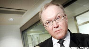 """Statsminister Göran Persson befarar stark kritik från svenskarna om det nya pensionssystemet. """"Jag är säker på att det vi gjort inte kommer att vara populärt om 20 år, när de som går i pension ser vad vi gjort"""", säger Persson."""